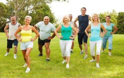 De Letter E voor Exercise, Sporten